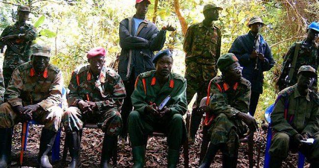 Orta Afrika Cumhuriyeti'nde kaçırma olayları