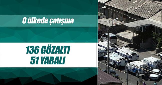 Ermenistan'da çatışma! 136 gözaltı 51 yaralı
