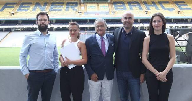 Monaco yetkilileri Ülker Stadı'nda