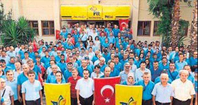 PTT ve TRT'den kalkışma tepkisi