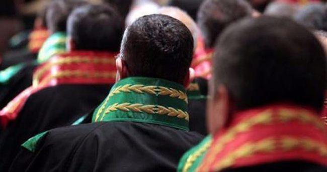 132 hakim ve savcı tutuklandı