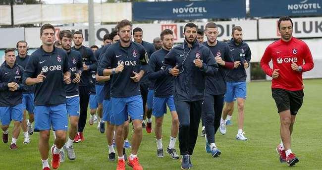 Trabzonspor sabah 7'de mesaiye başladı