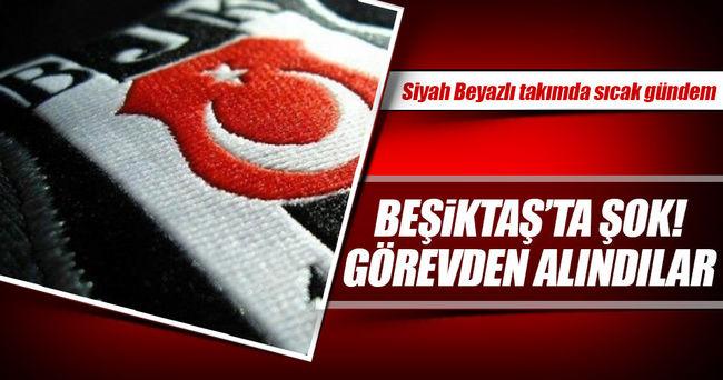 Beşiktaş'ta şok! Yönetimden altyapıya müdahale...