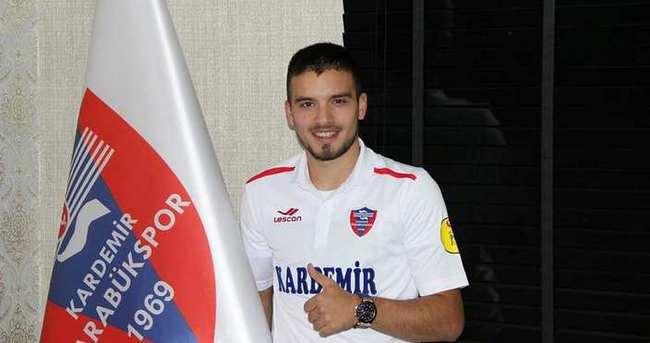 Vladimir Rodic, Karabükspor'da