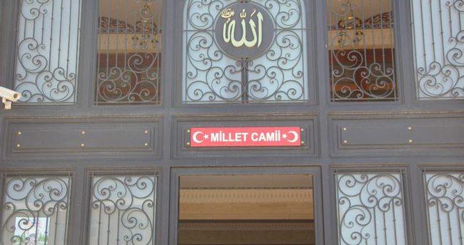 Caminin adı Fethullah Gülen'in babasının adıydı