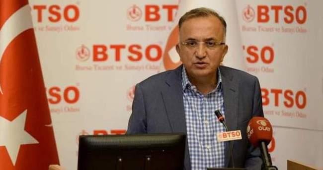 BTSO Başkan Yardımcısı Kahraman görevinden istifa etti