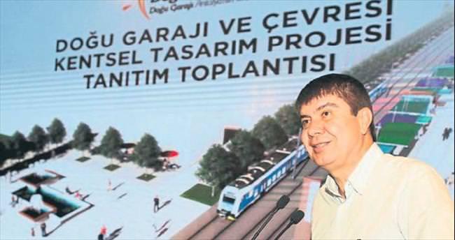 Doğu Garajı Projesi'ne halk karar verecek