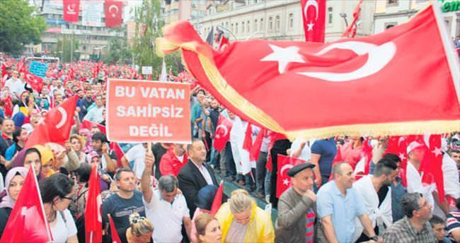 Trabzonlular horondaki gibi dik durdu