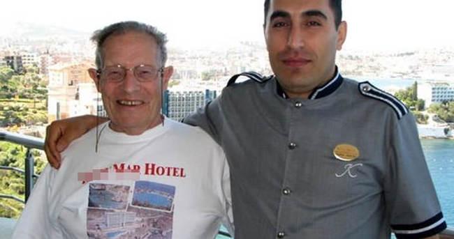 İngiliz turistten otel personeline miras