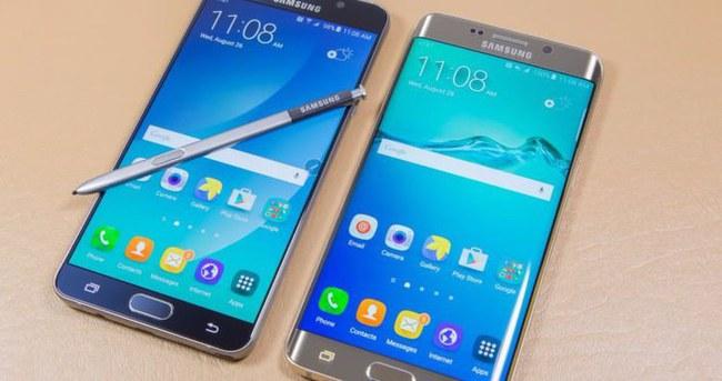 Samsung Note 7 hafızası ne kadar olacak?