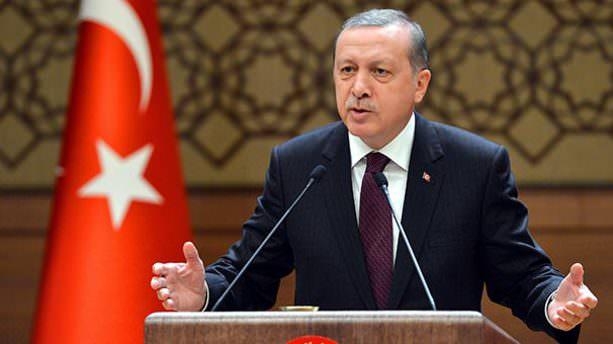 Cumhurbaşkanı Erdoğan'dan Başpehlivan Kara'ya tebrik!
