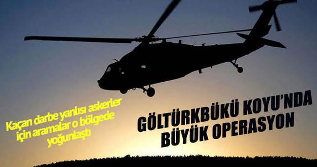 Göltürkbükü Koyu'nda büyük operasyon