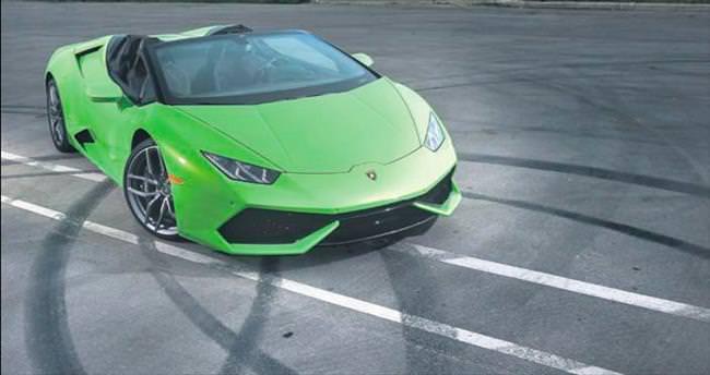 Lamborghini yok sattı