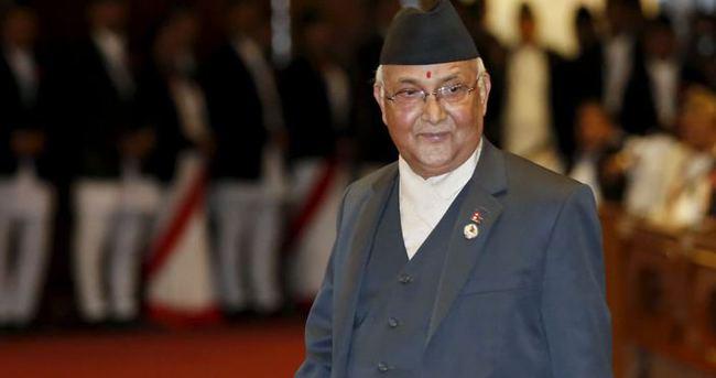 Nepal Başbakanı Oli istifa etti