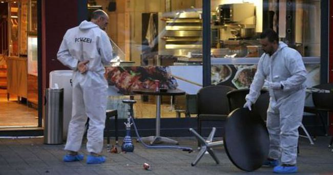 Almanya'da restoranda patlama