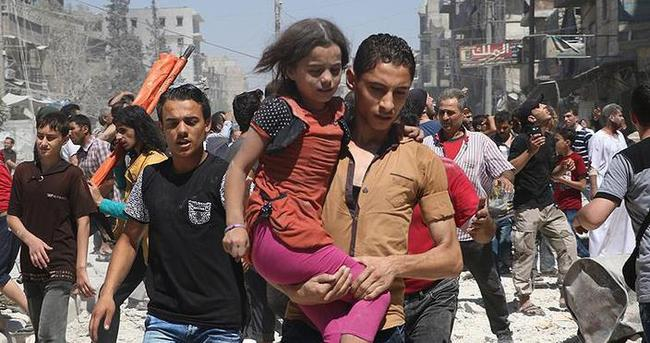 Fransa'dan Halep için acil insani ateşkes çağrısı