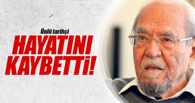 Dünyaca ünlü tarihçi Halil İnalcık hayatını kaybetti