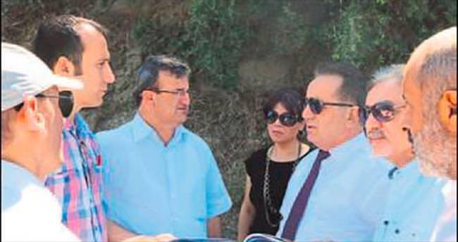Narlıdere'ye baraj yatırımı yapılacak