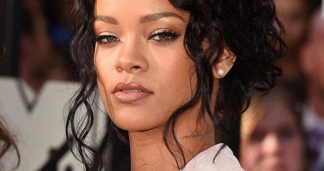 Rihanna Türkçe konuştu