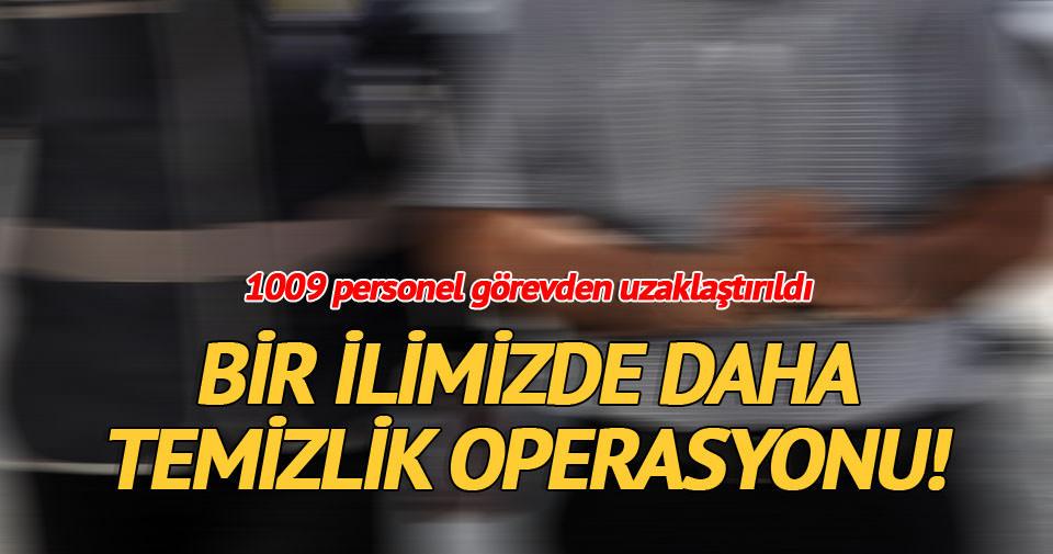 Diyarbakır'da FETÖ temizliği