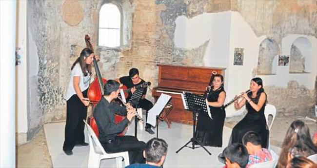 Eğirdir'de klasik müzik festivali