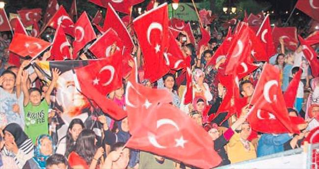 Hüseyin Yayman: Türk milleti muhteşem bir tarih yazmıştır