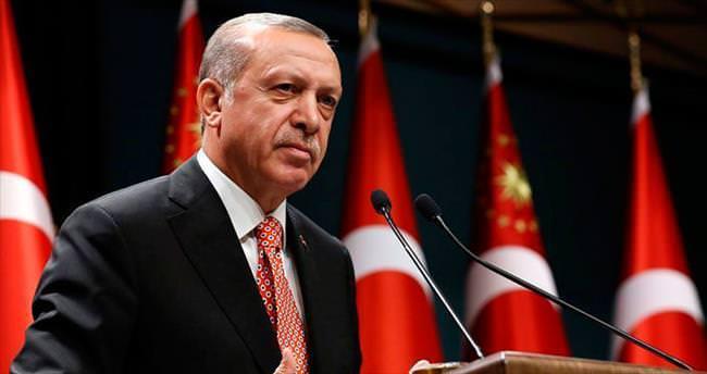 Erdoğan'dan 12 önemli mesaj