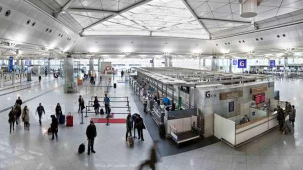 Aranan 58 kişi Atatürk Havalimanı'nda yakalandı!