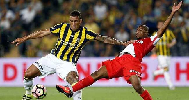 Monaco'dan Fenerbahçe olumsuz yanıt