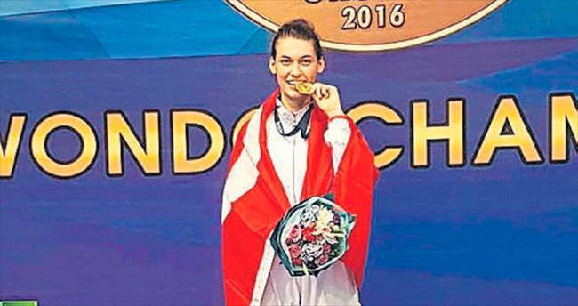Simge Avrupa şampiyonu