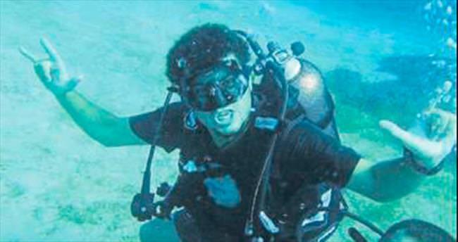 İki genç dalgıç ölüme daldı
