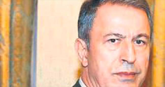 Org. Akar, ABD'den Gülen'in iadesini istedi