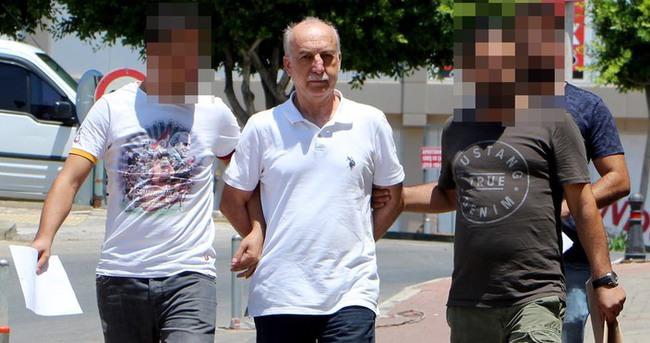 Antalya'da bin 334 kişi görevden alındı, 97 kişi tutuklandı