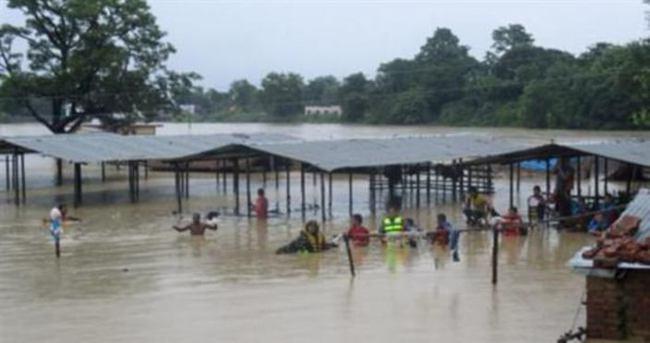 Nepal'deki sel felaketinde ölü sayısı artıyor!