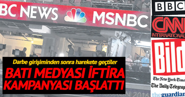 Darbe medyası