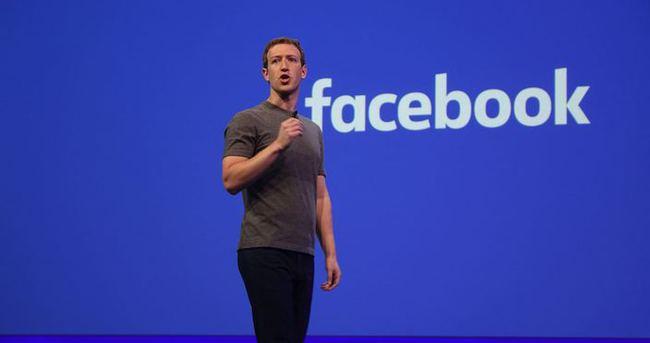 Facebook dünyanın en değerli 5. şirketi oldu