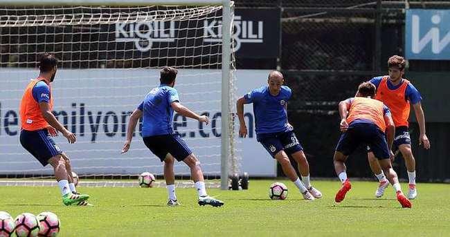 Fenerbahçe, Monaco maçına hazırlanıyor