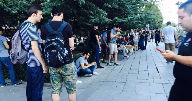 Bulgaristan'da pokemon avcılarına uyarı