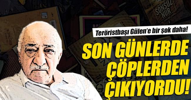 Teröristbaşı Gülen'in kitapları için flaş karar