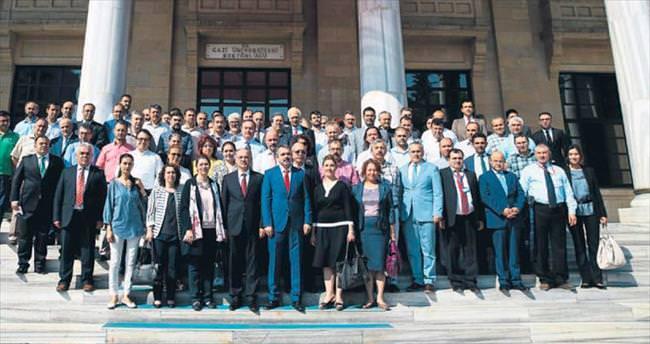 ODTÜ ve Gazi'ye yeni Ankara'ya eski rektör