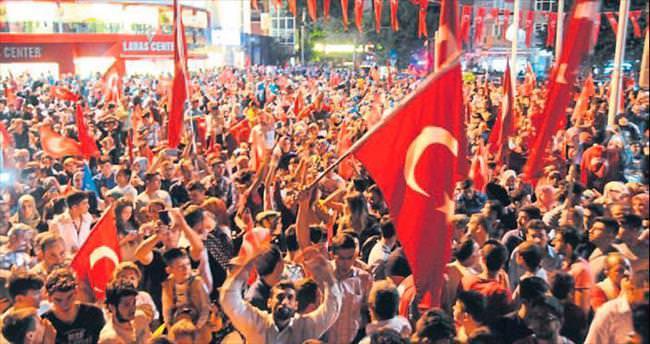 Akdoğan: Milletimizin Çanakkale ruhu sürüyor