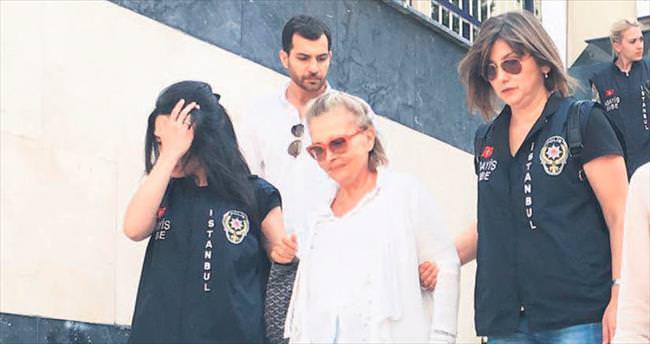 Nazlı Ilıcak tutuklandı