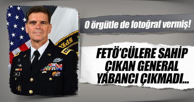FETÖ'ye sahip çıkan general yabancı çıkmadı