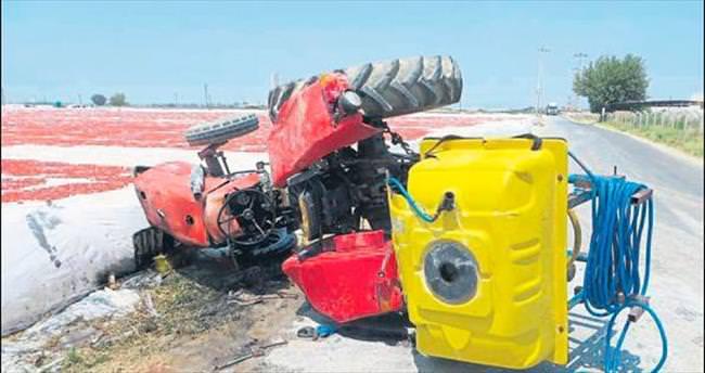 Torbalı'da feci kaza