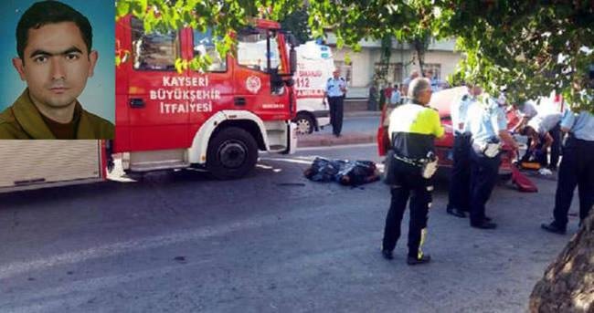 Trafik magandaları 2 kardeşi hayattan aldı
