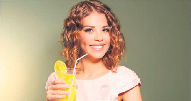 Limonatayı şekersiz ayranı tuzsuz tüketin