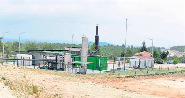 Büyükşehir yeşil enerji üretmeye devam ediyor