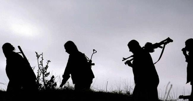 Bingöl'de teröristler 5 araç yaktı