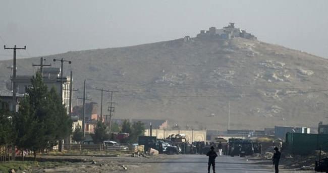 Kabil'de yabancıların kaldığı misafirhaneye saldırı