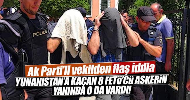 AK Partili vekilden flaş iddia: Askerlerin yanında CIA ajanı vardı